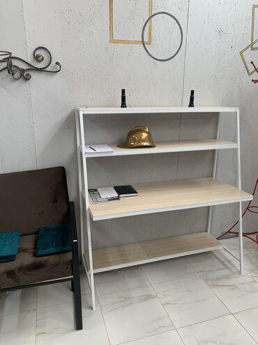 стол трюмо в Кыргызстан: Полка | Напольная, Стеллаж, Угловая | Офисная, Книжная, Другое назначение полки