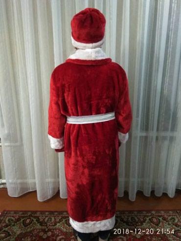 Костюм Деда Мороза в аренду в Бишкек