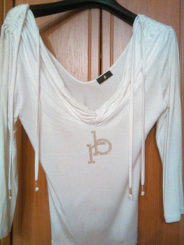 Nova bela bluza original, kupljena u italiji, vrlo kvalitetna, - Beograd