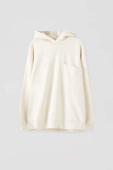 pocket book - Azərbaycan: Contrast panelled sweatshirt with pocket Pull&Bear. Sadece 61.99 a