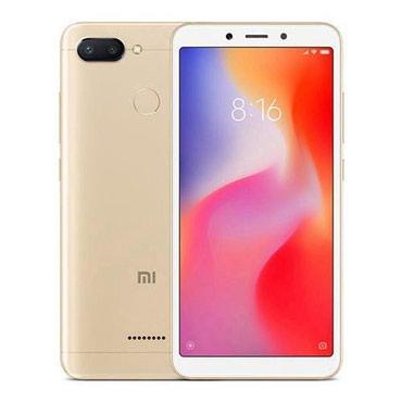 Xiaomi redmi 3x 2 32 gold - Azerbejdžan: Xiaomi Redmi 6 32 GB zlatni