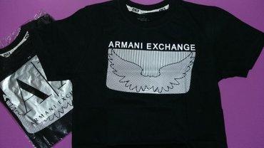 Armani exchange majica decija,uvoz iz australije. Novo cena je za koma - Novi Sad