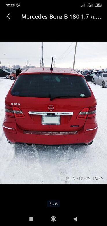 Автомобили в Душанбе: Mercedes-Benz B-class 1.7 л. 2010 | 96000 км