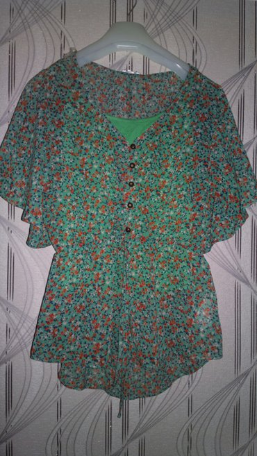 qoroşkalı qadın bluzu - Azərbaycan: Teze bluz. 36 razmer