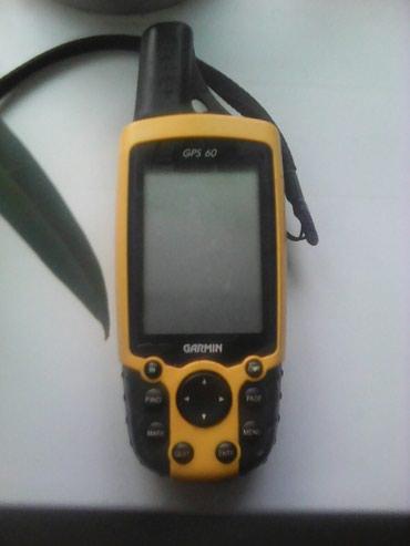 Продам GPS навигатор в хорошем рабочем в Бишкек