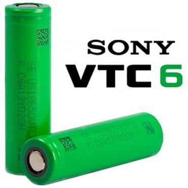 Sony VTC6 18650 аккумулятор для вейпа, в Бишкек