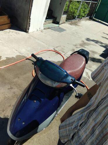 Kawasaki в Кыргызстан: Куплю скутер до 100 кубов 4 тактный в хорошем состоянии по