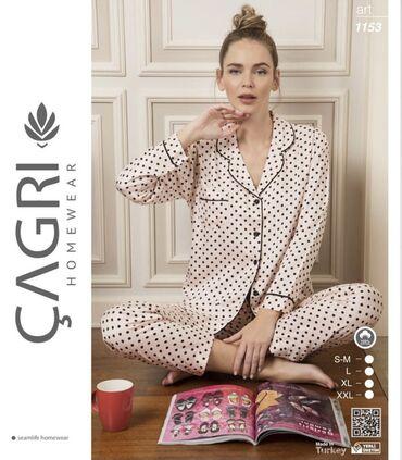 Продаём женские пижамы  Хорошего качества- х/б Производство-Турция  Це