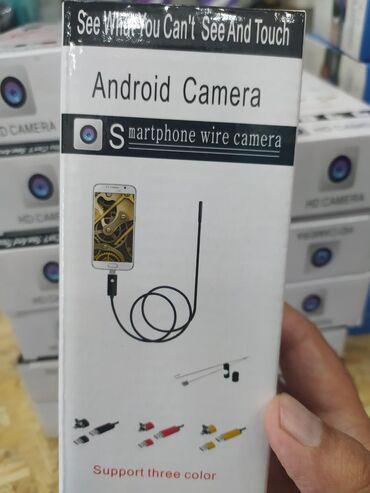 gizli kamera - Azərbaycan: Usb endoskop mini kamera 5 metrAciq aydin goruntunu yanliz yaxin
