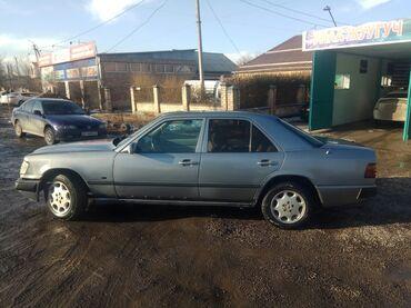 двигатель мерседес 124 2 2 бензин в Кыргызстан: Mercedes-Benz W124 2.6 л. 1987
