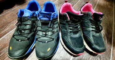 adidas duramo zhenskie в Кыргызстан: Срочно! Оба за дёшево! ADIDAS Continental, WAIKIKKI. Размер 39