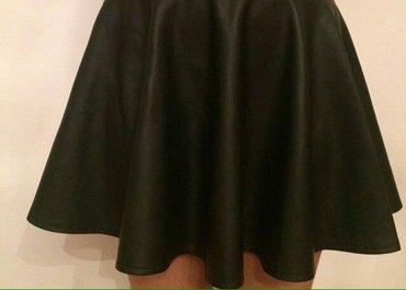 Кожанная юбка Размер 42 в Талас