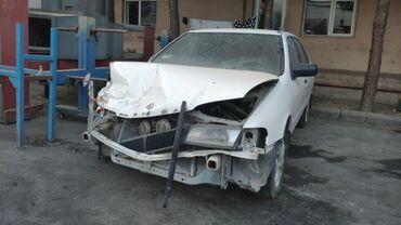 sunny - Azərbaycan: Nissan sunny 1998 ci il mexanika motor 1.6 udari yoxdu zapcastini
