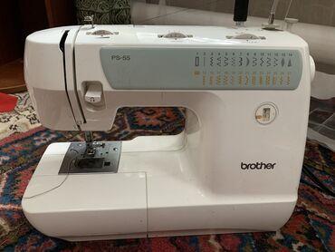 stiralnyh mashin avtomat nizkie в Кыргызстан: Швейная машинка в отличном состоянии 27 разных швов вышивает делает