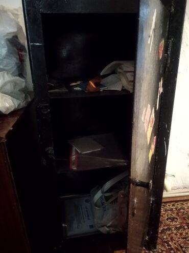 426 объявлений: Советский сейф, закрывается на ключ, но замок сломан. Нужно