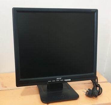 Монитор Acer AL1717 с колонками! Самый надежный монитор! С гарантией!