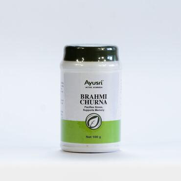 Брахми чурнаБрахми- исконно индийское растение и, наверное, одно из