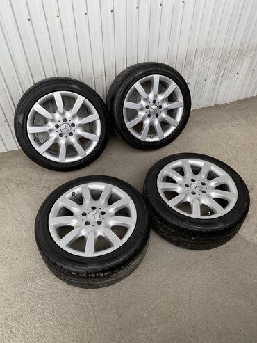 В продаже оригинальные диски Mercedes-Benz W221 W140 W220Диаметр R18