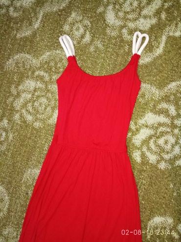 Платье-сарафан, в отличном состоянии, в Бишкек