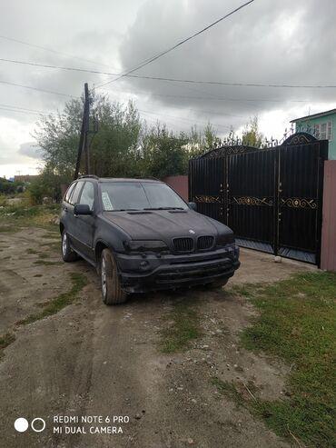 Автомобили - Каракол: BMW X5 3 л. 2001 | 139000 км