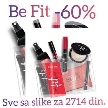 Kozmetika - Srbija: Be Fit Linija za aktivnu ženu!!!  Poruči 7 proizvoda po sniženoj ce