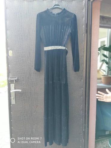 платье бархатное в Кыргызстан: Бархатное платье в живую смотрится красивее