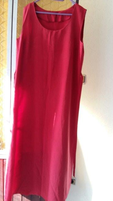 Haljina za krupnije dame,nema broj,šivena je po meri ali od prilike
