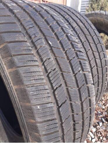 шина 18 в Кыргызстан: Продаю шины Michelin зимние 2шт 275/65/18, летние 2шт 285/60/18