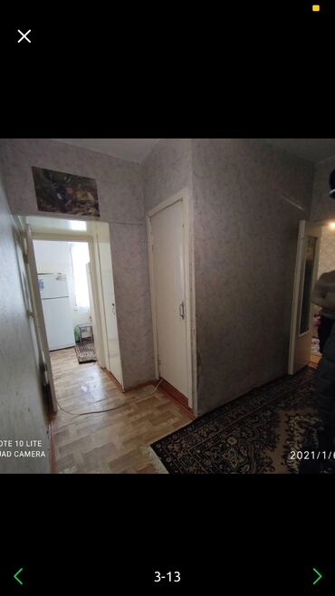 советский буфет в Кыргызстан: Продается квартира: 1 комната, 46 кв. м