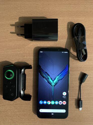 толь цена в бишкеке в Кыргызстан: Б/у Xiaomi Black Shark 2 128 ГБ Черный