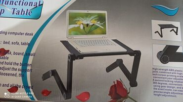 нетбуки в Кыргызстан: Продам подставки для лэптопа, очень удобная вещь, пластмассовая 300