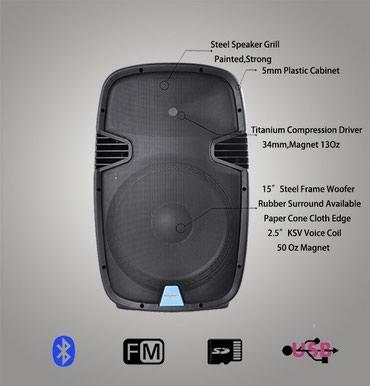 Bakı şəhərində PML15amxq aktiv speaker
