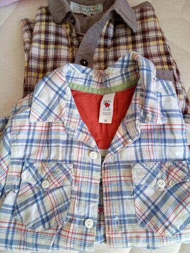 Muška odeća   Loznica: Dve jako lepe kosuljice