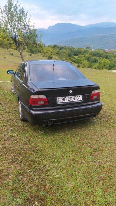 BMW - Qusar: BMW 5 series 4.4 l. 1996 | 1658061 km