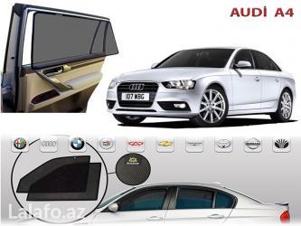 Audi a4 və hər növ avtomobi̇l üçün pərdələr. 25-30 azn в Bakı