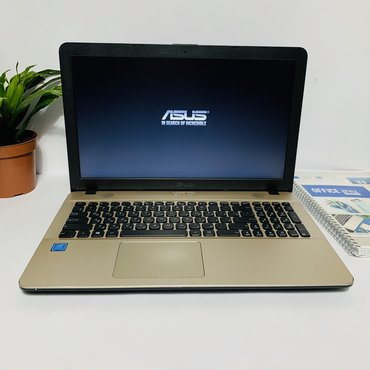 ASUS в Кыргызстан: Ноутбук Asus x541uОтличный ноутбук для работы и учебы. Процессор