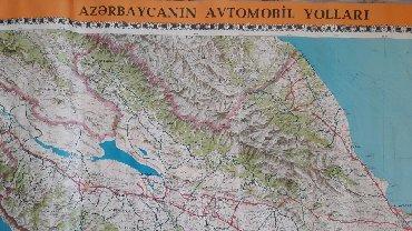 ширма недорого в Азербайджан: Дорожная карта нашего любимого АЗЕРБАЙДЖАНА!!!! Новая. Не висела на