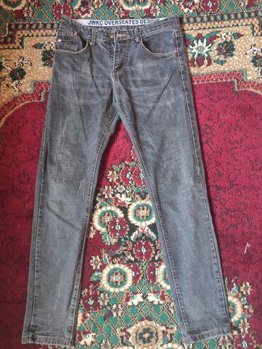 Джинсы - Б/у - Бишкек: Продаю джинсы, возможны уступки, размер 30