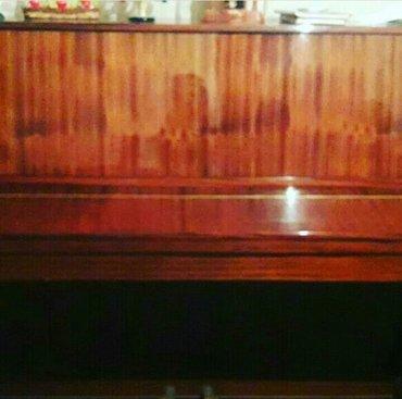 Bakı şəhərində Piano ukrayna