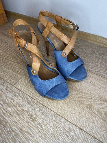 Braon kozne sandale broj pitajte - Srbija: Kozne sandale na stiklu