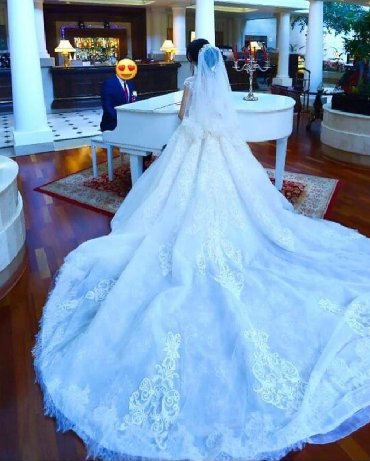 Прокат☆ Платье придаст вам королевский образ в котором сочетаются