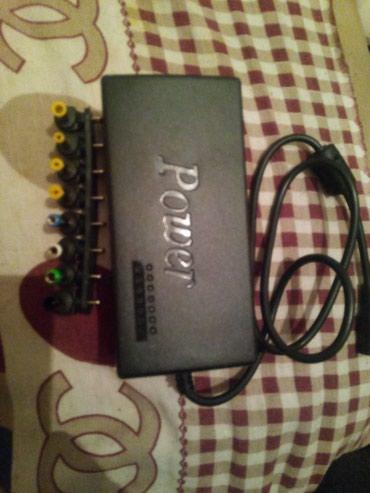 Продам универсальное зарядное устройство для ноутбука, новое в Бишкек