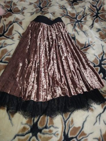 Срочнздесь разеры м (44)юбки платья в Бишкек