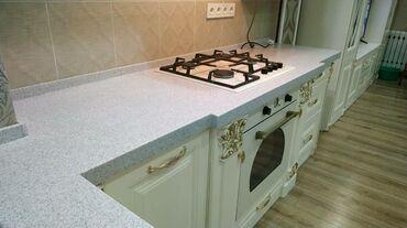стол для растяжки позвоночника в Кыргызстан: Столешницы из искусственного камня (grandex) принимаем заказы изготови