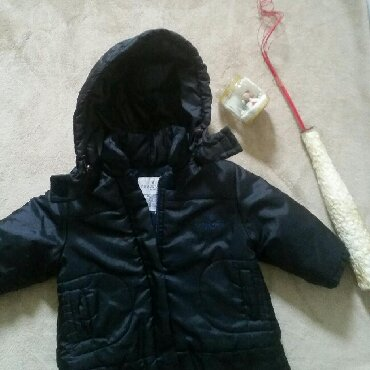 Dečije jakne i kaputi | Ruma: Trussardi jakna za bebe, 9/74 velicina, u perfektnom stanju. Boja je