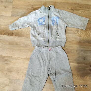 швейная машинка зингер 1914 года цена в Кыргызстан: Б/у одежда на мальчика, в отличном состоянии. Спорт.костюм на 3