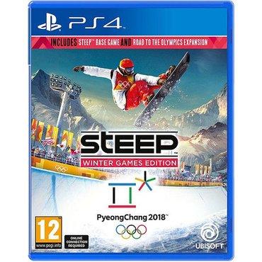 ps4 oyunlari - Azərbaycan: Steep Ps4. Sony PlayStation 4 oyunlarının və aksesuarlarinin zəmanətlə