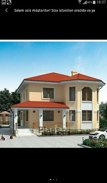 Bakı şəhərində Xirdalanda 2 màrtàbàli 5 otaqli tàmirli hàyàt evi tàcili