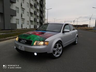 audi 80 1 8 quattro - Azərbaycan: Audi A4 1.8 l. 2002 | 330610 km