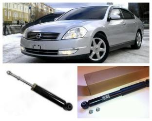 Bakı şəhərində Nissan teana ( 2001-2007 ) arxa amartizatorunun perakende satisi.